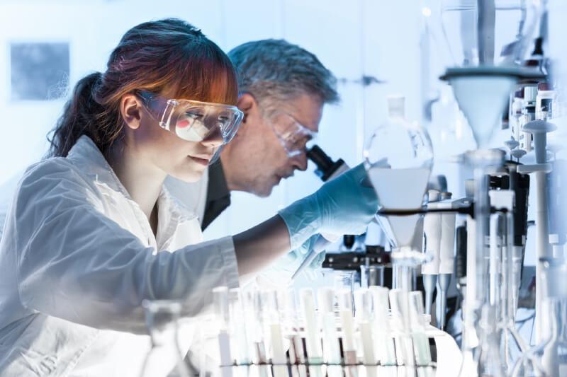 Insight BioSolutions lab